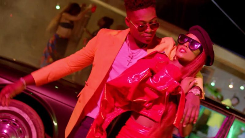 vanessa mdee - bambino ft. reekado banks video