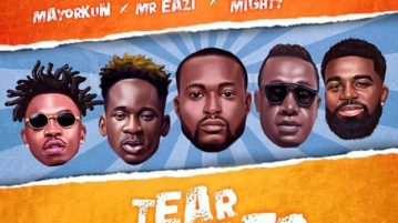 DJ Neptune - Tear Remix (All Star Remix) ft. Mayorkun, Mr Eazi, Duncan Mighty & Afro B mp3