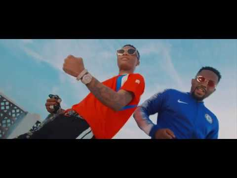 R2Bees - Supa ft. Wizkid video