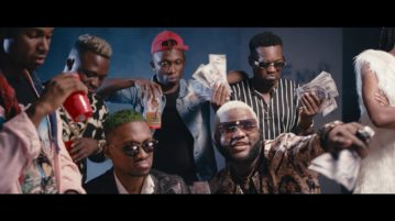 Skales - currency ft. Davido video