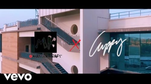 Masterkraft x DJ Cuppy - charged up video