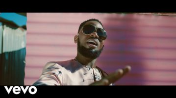 D'banj Shake it ft. Tiwa Savage video