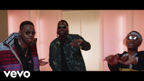 Nana Rouges - to the max ft. Wizkid video