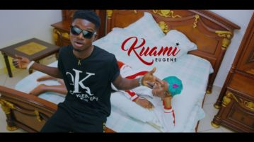 Kuami Eugene - walaahi video