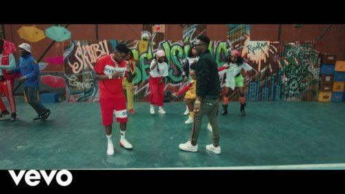 Skiibii - Sensima ft. Reekado Banks video