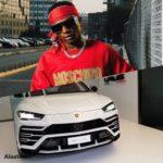 Wizkid Acquires New Lamborghini Urus For Over $200,000
