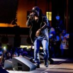 Rudeboy Falls Off Stage During Performance In Suriname