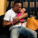 Mr 2Kay Celebrates His Daughter As She Turns One