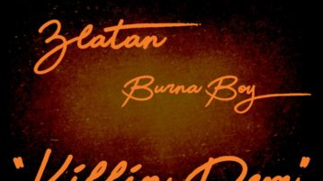 Burna Boy - Killin Dem ft. Zlatan mp3