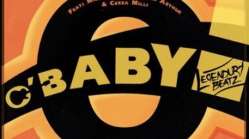 Legendury Beatz - O' Baby ft. Maleek Berry, Ceeza Milli & Kwesi Arthur