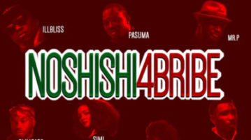 2Baba, Simi, Pasuma, Falz x Mr P x Slimcase & Others – No Shishi 4 Bribe