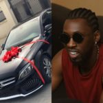 It's A Benz Christmas As Orezi Acquires New Automobile