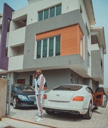 7 Nigerian Artistes Who Own An Expensive Bentley Car (See Photos) 3