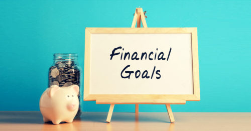To crush your financial goals in 2019