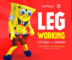 Yung6ix & Hanu Jay ft. Zlatan - Leg Working mp3