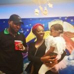 Davido & Sophia Momodu Turn Up For Imade's School End Of Year Party