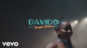 Davido - Wonder Woman video