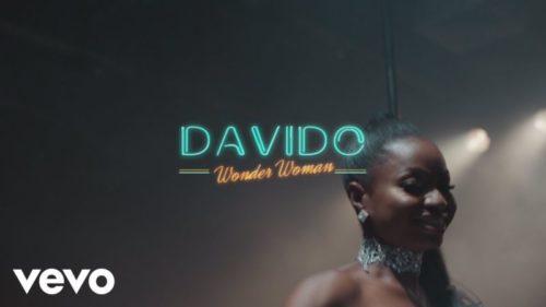 Davido - Wonder Woman video