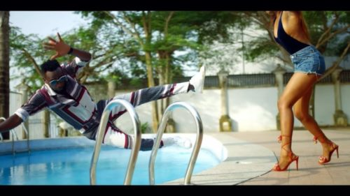 May D - By Force ft. Peruzzi video