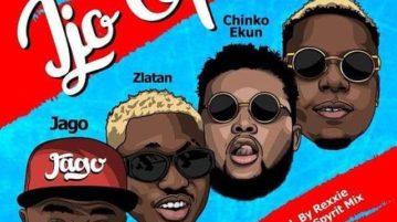 Rahman Jago - Ijo Ope ft. Zlatan Ibile X Junior Boy X Chinko Ekun