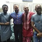 Jidenna Makes A Stop Over At New Afrika Shrine
