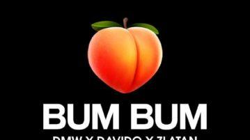 DMW x Davido x Zlatan - bum bum