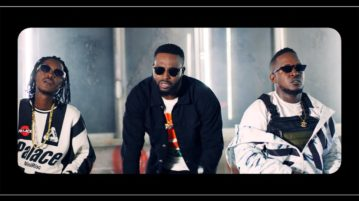 DJ Neptune - Blood & Fire ft. M.I Abaga & Jesse Jagz