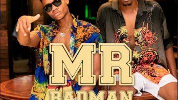 KiDi - Mr Badman ft. Kwesi Arthur
