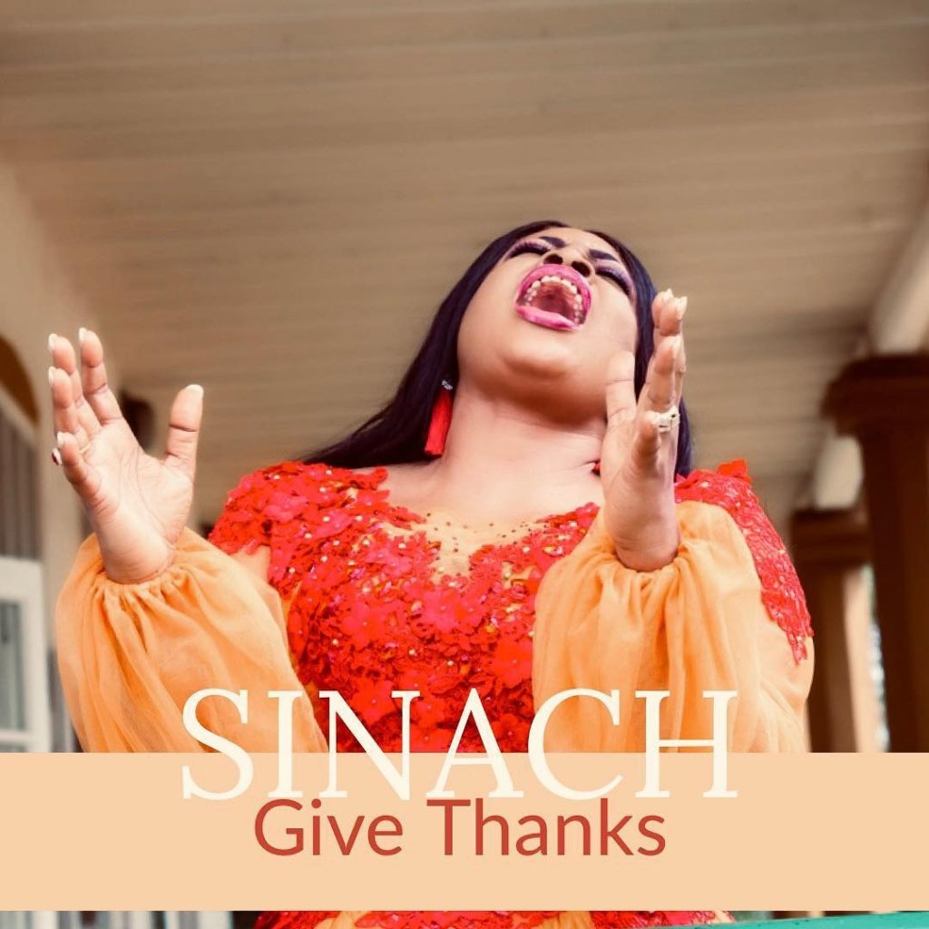 Sinach Give Thanks mp3 audio