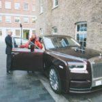 DJ Cuppy Flaunts Her New Custom-made Rolls Royce