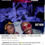 2Baba Defends His African Queen Annie Idibia From Troll