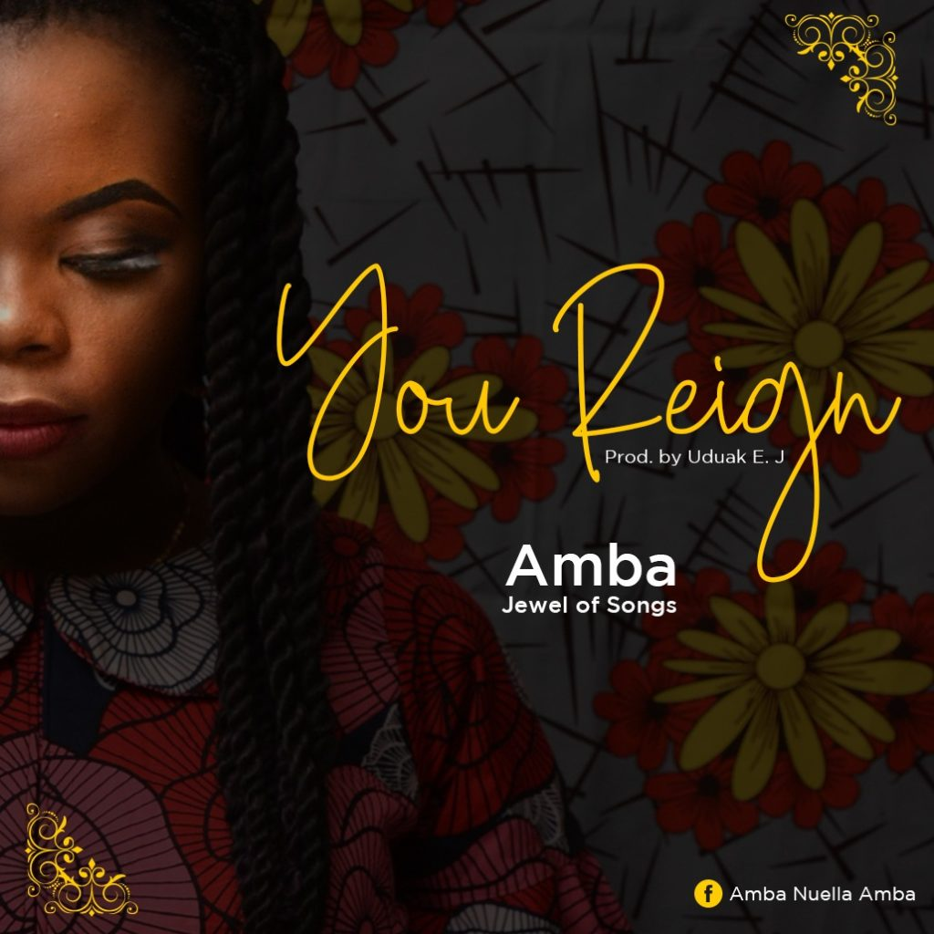 Amba (Jewel of songs) - You Reign