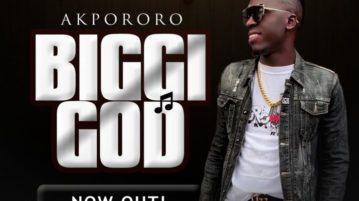 Akpororo - Biggie God