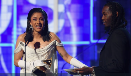 Cardi B, Drake, Childish Gambino Win Big At 61st Grammy Awards; See Winners List