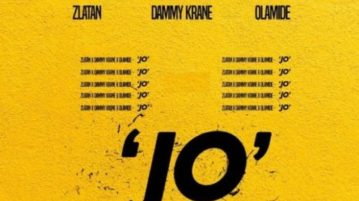 Dammy Krane - Jo ft. Zlatan & Olamide mp3