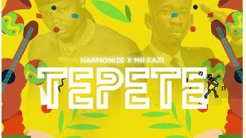 Harmonize - Tepete ft. Mr Eazi mp3