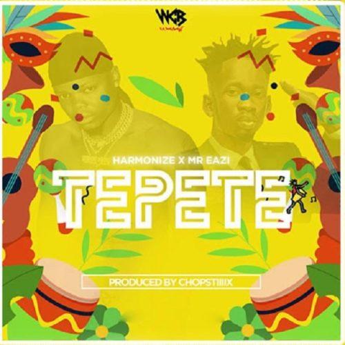 Harmonize - Tepete ft. Mr Eazi mp3