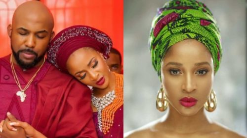 'You Were Worth Waiting For' - Banky W Writes To Celebrate Adesua's Birthday