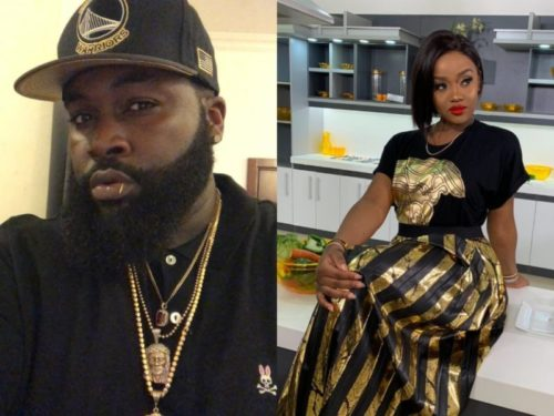 Special Spesh Clears Chioma's Name From Cheating Scandal In