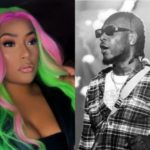 Burna Boy Sparks Dating Rumours With Stefflon Don