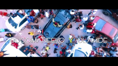 Guccimaneko - follow me ft. Olamide