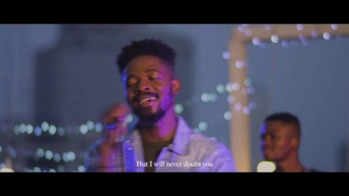 Johnny Drille - Forever (Live)