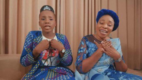 Tope Alabi - AGBARA NLA feat. Iseoluwa