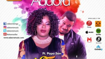 Watch Adaora ft. Papa San 'I Can' Lyric Video