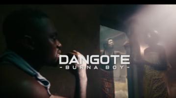 [VIDEO] Burna Boy - Dangote video