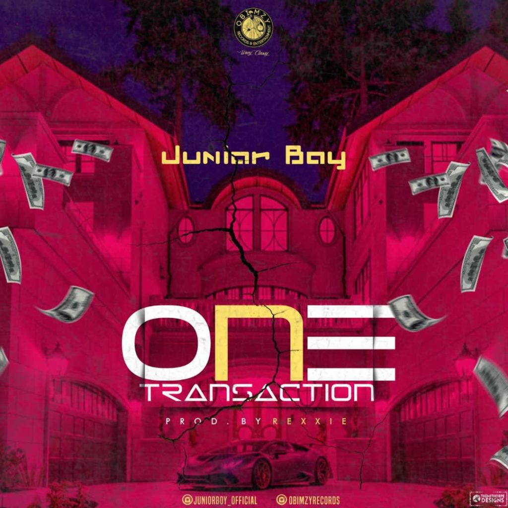 download Junior Boy One Transaction