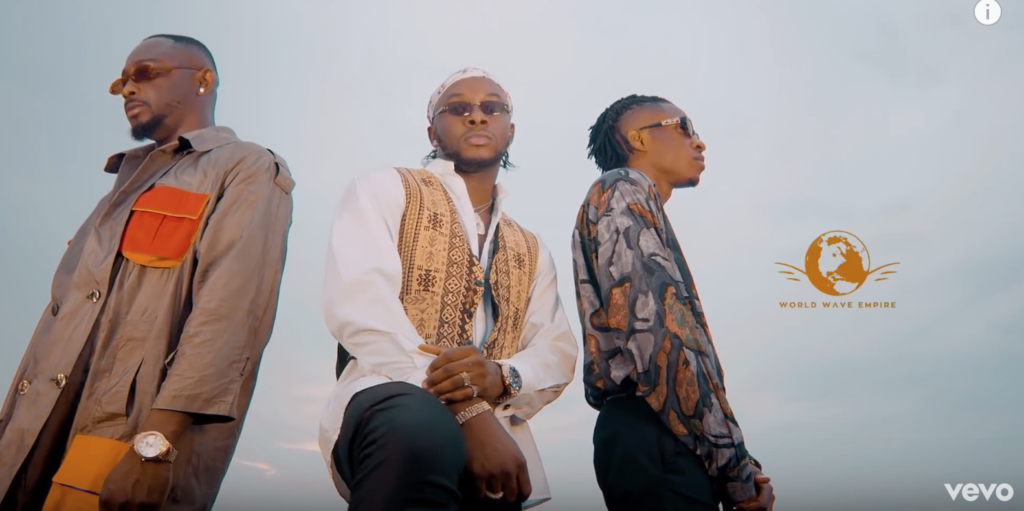 Krizbeatz ft. Sean Tizzle & Ceeboi – Level video