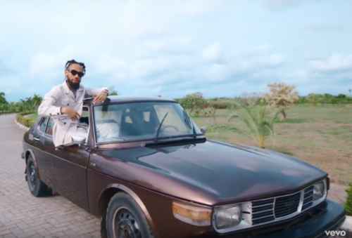 Phyno - Agu music video