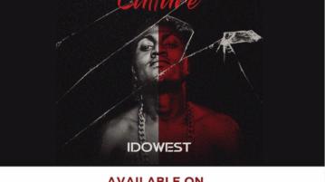 """Idowest """"Mafia Culture, Vol.1"""" EP"""