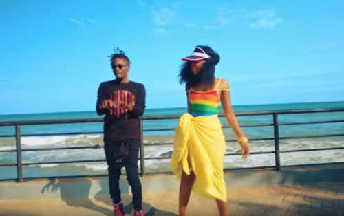 Becca - Magic feat. Ycee video